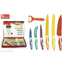 couteau cuisine ceramique set de 6 couteaux eplucheur design ceramique achat vente