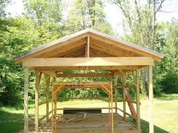 How To Build A Pole Barn Shed by 12x16 Pole Shed Plans