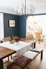 blue painted dining table 61 best blue dining room images on pinterest dinner parties