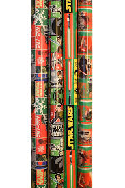 wars wrapping paper wars christmas wrapping paper bundle 4 rolls 80 sq ft see