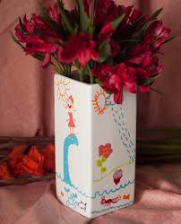 Diy Vase Decor Simple Diy Vase An Awesome Craft Supply Giveaway Pretty Prudent