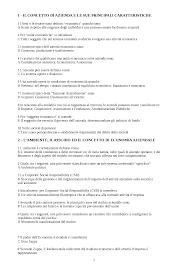 test d ingresso economia aziendale test economia aziendale docsity