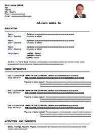 curriculum vitae formato pdf da compilare modello di curriculum vitae europeo da compilare e stare