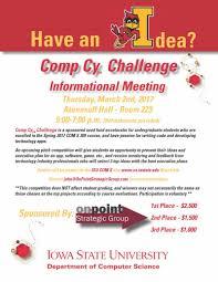 Challenge Comp Comp Cy Challenge Meeting Department Of Computer Science