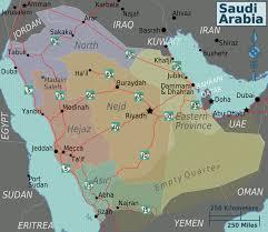 Iraq Province Map Saudi Arabia U2013 Travel Guide At Wikivoyage