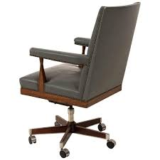 midcentury desk chair magnificent mid century modern office chair by theo tempelman