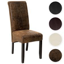 Esszimmerst Le Antik Leder Esszimmerstuhl Esszimmerstühle Sitzgruppe Gastro Stühle Schwarz