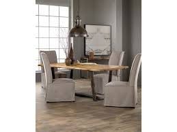 Hooker Dining Room Table by Hooker Furniture Live Edge Dining Table With Rustic Wood Table Top