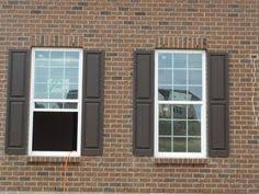 shutter colors for brown brick house american eagle king size