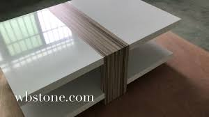 corian material corian coffee table new artificial material corian in