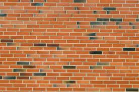 brick wall with random dark bricks texture planettexture planet