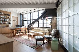 office loft ideas ingenious industrial home offices with modern flair