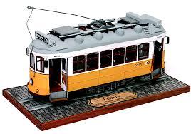 occre lisbon tram 1 24 scale model kit 53005 hobbies