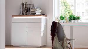 Wohnzimmerschrank Segm Ler Kommode Romina Asteiche Massivholz Oberplatte Sideboard Highboard