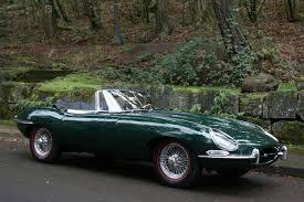 1968 jaguar e type sports car shop