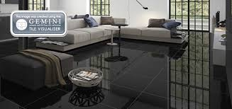 high gloss black and white wall tiles large format wall tiles