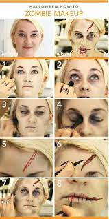 best 25 zombie makeup easy ideas on pinterest diy halloween