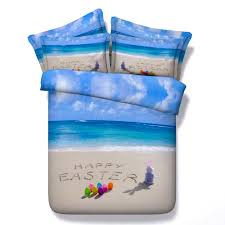 Sandy Beach White Bedroom Furniture Online Get Cheap Beach Decor Bedding Aliexpress Com Alibaba Group
