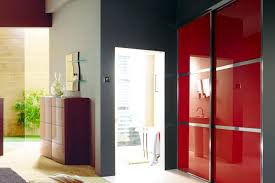 Black Glass Sliding Wardrobe Doors by Wardrobe Doors With Glass Panels Image Collections Glass Door