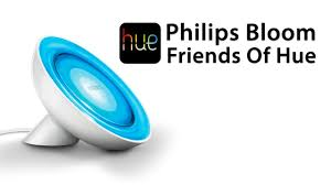 review philips friends of hue bloom lamp overview and demo living colors you