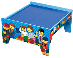 Lego Table With Storage For Older Kids Amazon Com Lego Activity Table And 1 Playmat Toys U0026 Games