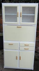 Best Vintage Kitchen Cabinet Images On Pinterest Retro - Antique kitchen cabinet