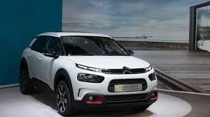 citroen usa citroen c4 cactus ditches unconventional styling for 2018