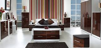 bedroom walnut and white bedroom furniture walnut and white