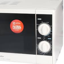 electrolux 20 l grill microwave oven g20m ww cg white and black