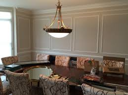 Dining Room Fixtures Before After How To Stun With Lighting 1970 Dogwood Street