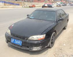 dusty china lexus es300 is dusty in china carnewschina