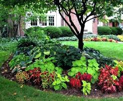 Front Garden Ideas Flower Garden Ideas Sun Ideas For Flower Beds Brilliant Front