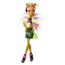 monster high freaky fusion clawvenus doll toys