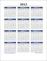 annual calendar template colourful free yearly planner this is