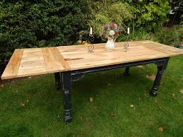 stunning avalon solid oak 8 seater extending dining table built