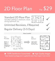 2d floor plans design rendering the 2d3d floor plan company