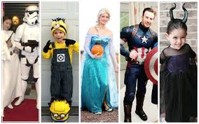 top 5 most popular halloween costumes of 2015 pamper my