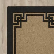 Black And Beige Area Rugs Beige And Black Rug Roselawnlutheran