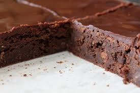 barefoot contessa outrageous brownies with ganache frosting a
