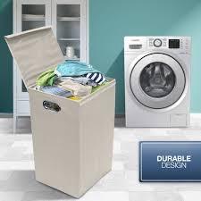Dirty Laundry Hamper by Laundry Hamper Sorter With Lid Closure U2013 Foldable Hamper