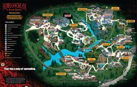 halloween horror nights 2016 map kitsuneverse august 2013