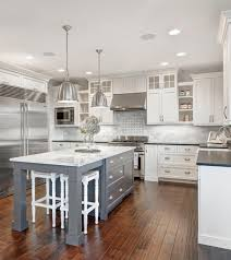 Kitchen Design Process Modern Home Interior Design Grey Kitchen Cabinets With White