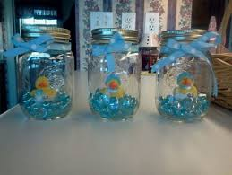 jar baby shower ideas 30 diy baby shower ideas for boys diy baby shower rubber duck