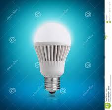 Led Blue Light Bulb by Led Bulb Stock Photos Image 35240703