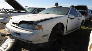 junkyard treasure 1989 ford thunderbird super coupe autoweek