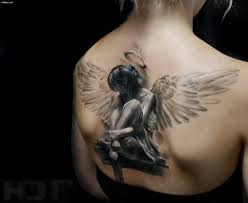35 most beautiful 3d tattoos best warrior with