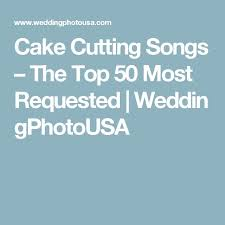 17 best images about cake cutting songs on pinterest dance