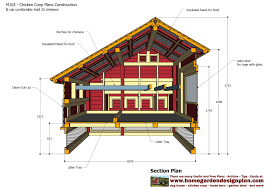 free chicken coop building plans download with basic chicken house