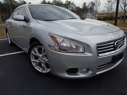 2013 used nissan maxima 4dr sedan 3 5 sv at platinum used cars