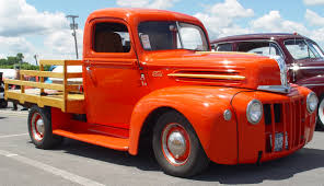 1952 Ford Truck Vintage Air - 1947 ford truck bed google search motor head pinterest